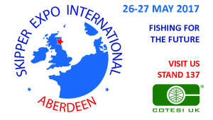Cotesi at Skipper Expo Int. Aberdeen
