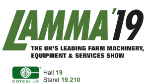 Cotesi will attend at LAMMA 2019