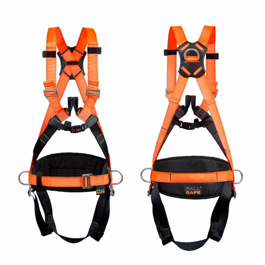 FS 2007 - Berkut 2 - Fall Arrest Harness